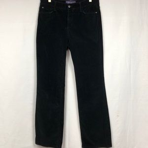 Not Your Daughter's Jeans (NYDJ), black corduroy